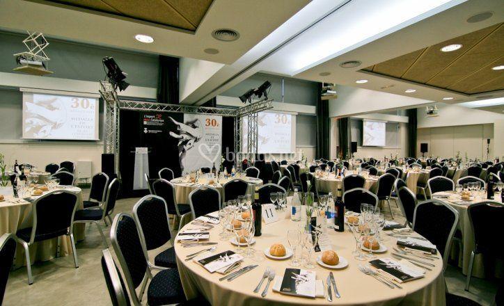 Hotel Gran Ultonia Girona - Banquetes