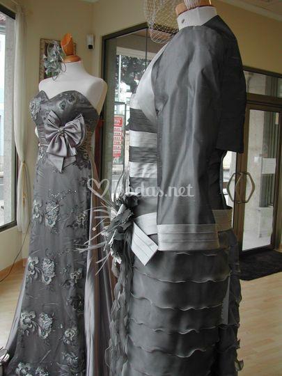 Vestidos madrina y ceremonia