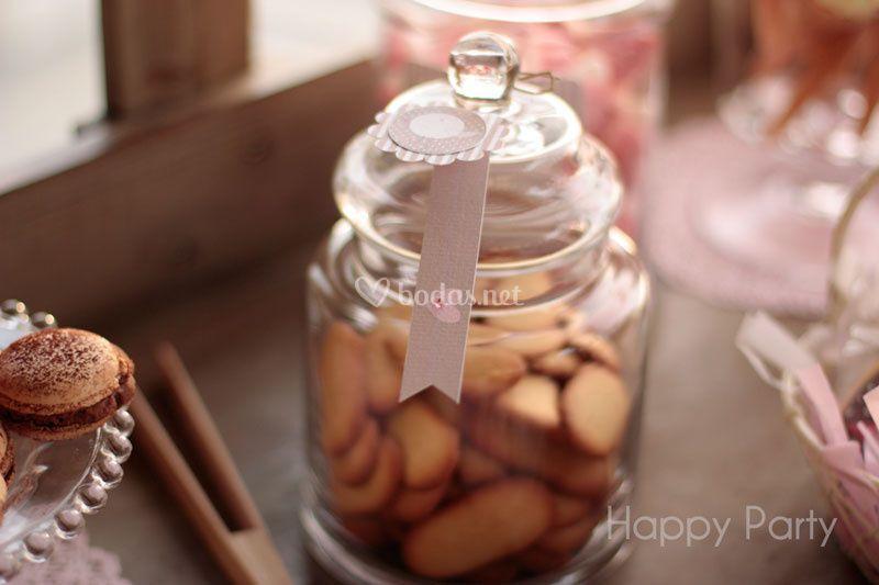 Personalizamos tu CandyBar