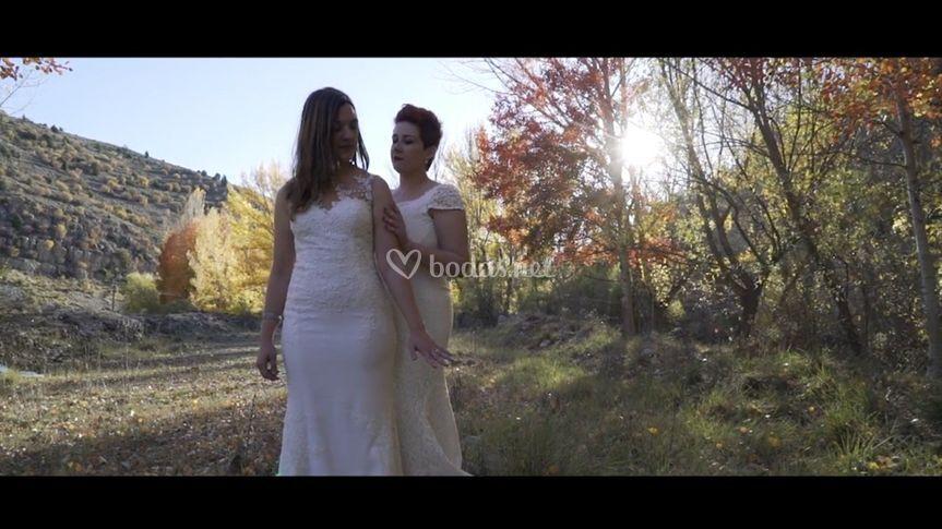 Boda de Miriam & Elena
