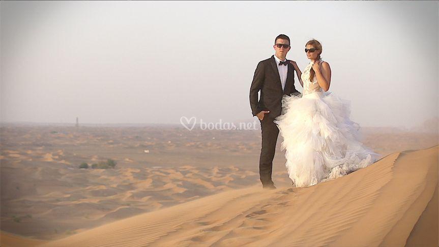 Desierto Dubái