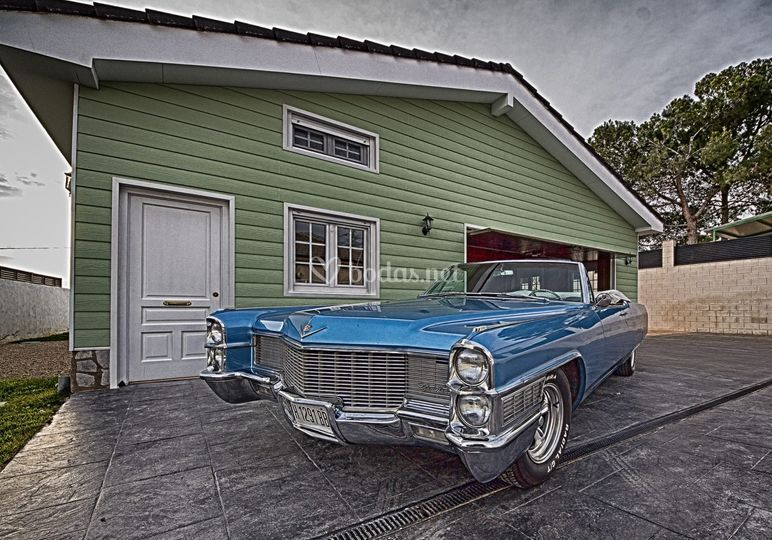 American car&house