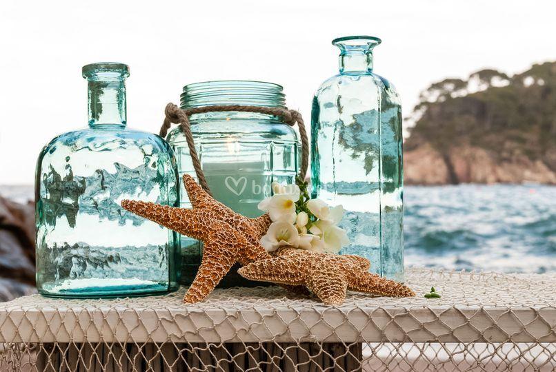 Organización boda en la playa
