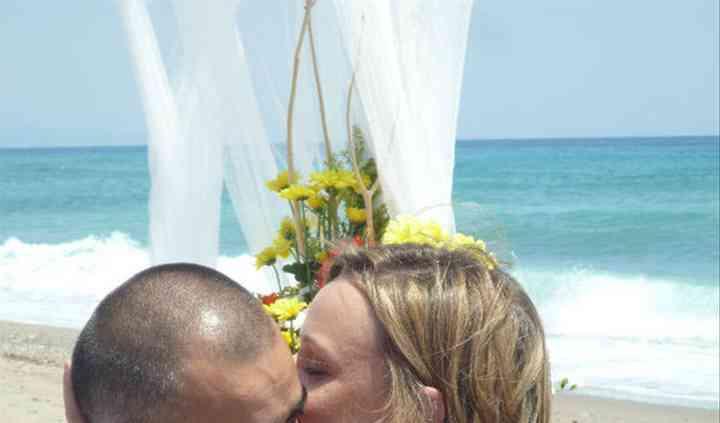 Mojacar Beach Wedding