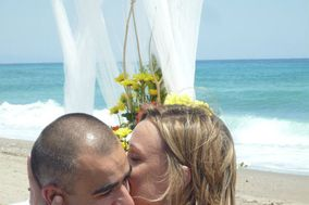 Mojacar Beach Wedding