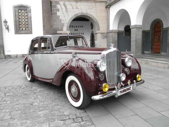 Bentley Mark VII Type R