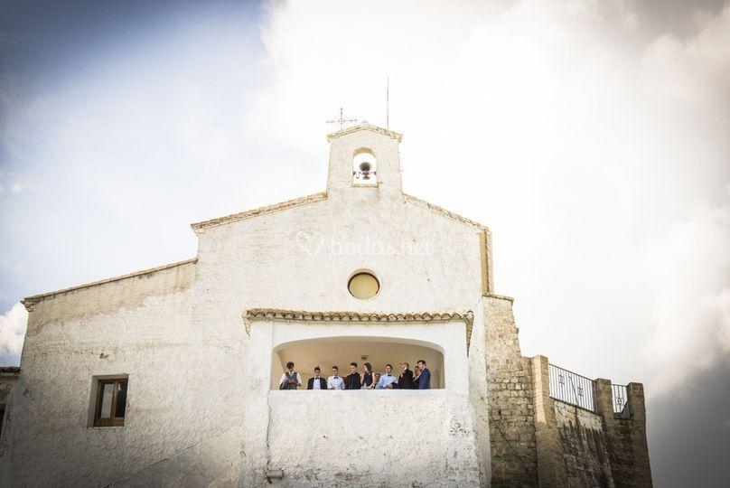 Boda en la Ermita de Zuera