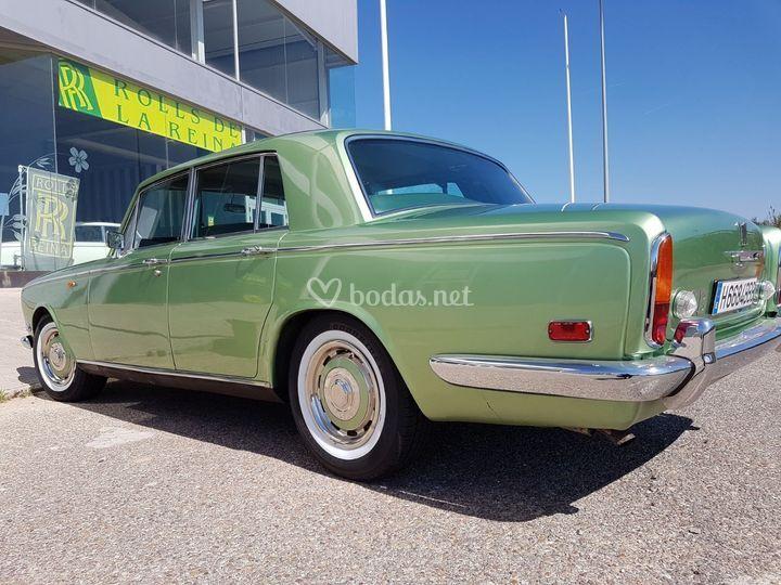Rolls verde
