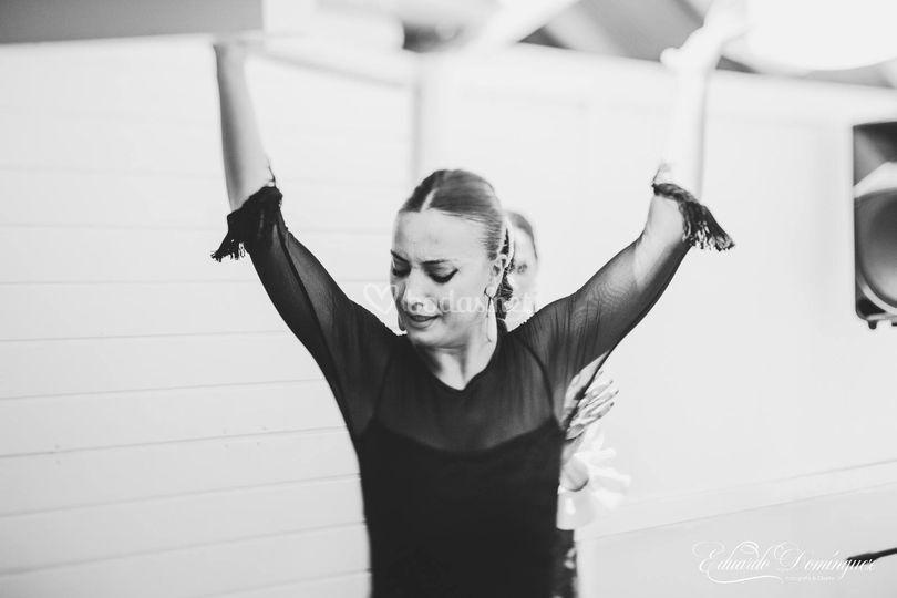 Baile: maribel gonzález