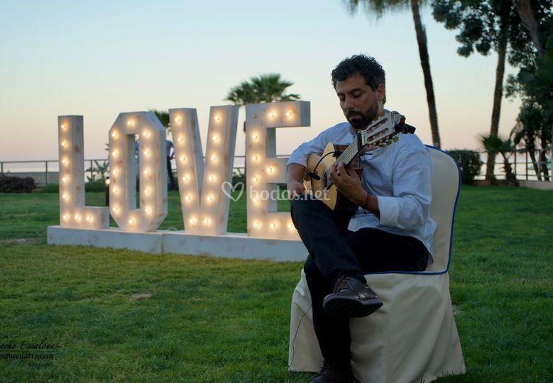 Amenización Guitarra Flamenca