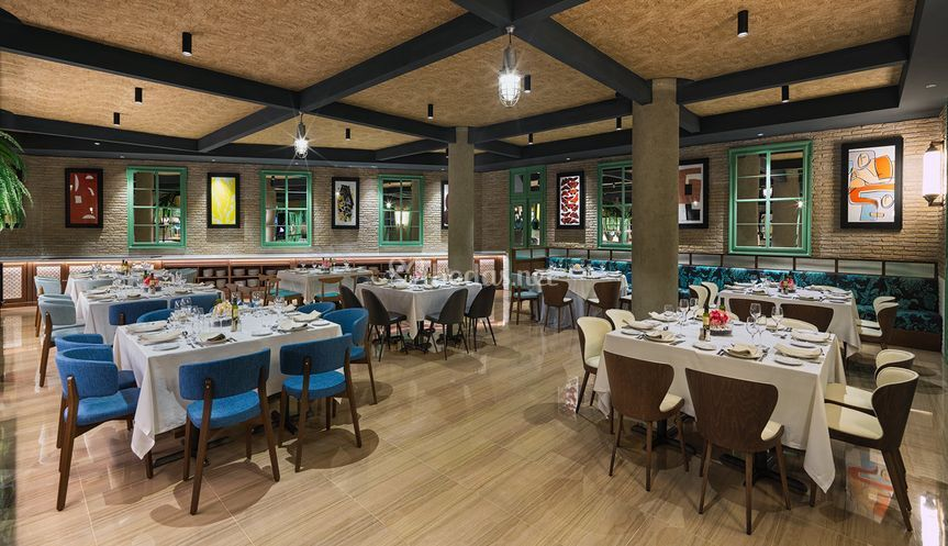 Restaurante - espacio grupos