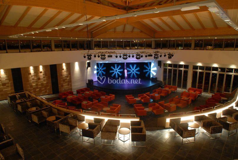 Bar Salón - Prortur Biomar Gran Hotel & Spa