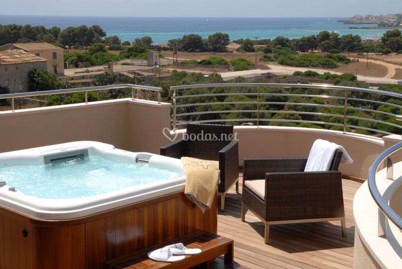 Suite Duplex - Prortur Biomar Gran Hotel & Spa