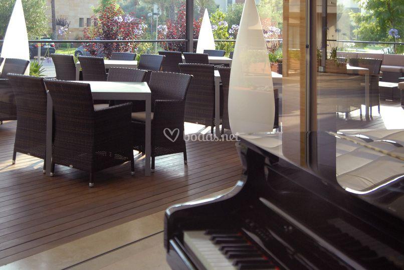 Piano Bar - Prortur Biomar Gran Hotel & Spa