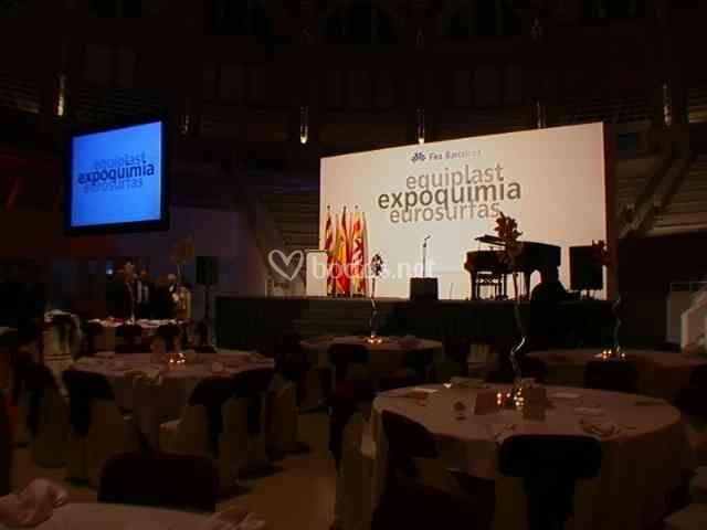 Cena Expoquimia