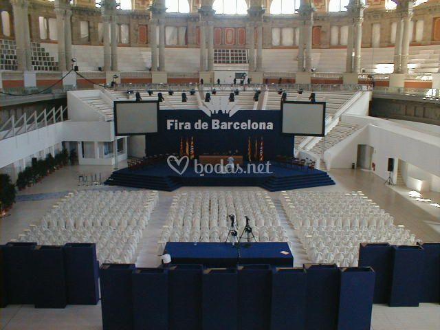 Refundación Fira de Barcelona