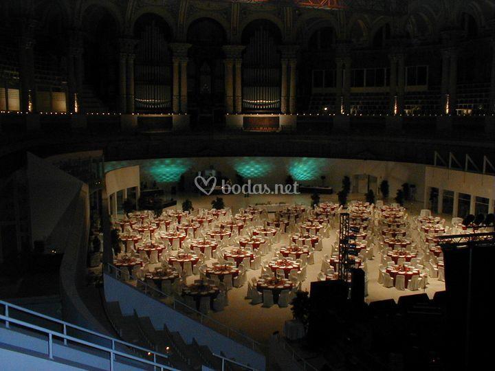 Evento en Sala Oval