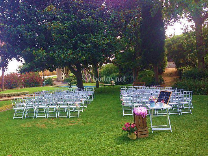 Ceremonia civil magnolia