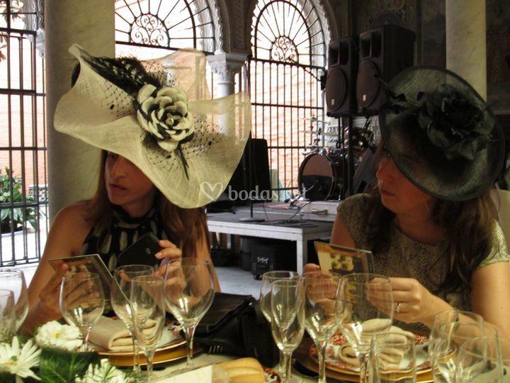 Celebración de boda en Casa Palacio Guardiola