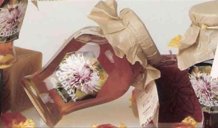Miel como detalle de boda