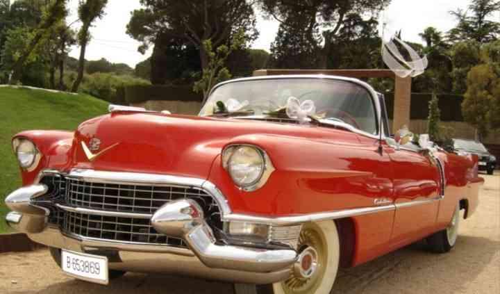 Cadillac. Año 1955