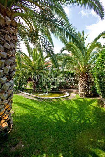 Jardín L'Escut