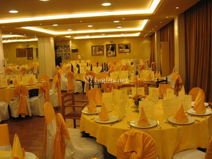 Salón celebraciones Penedés