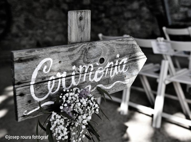 Espacio para ceremonias