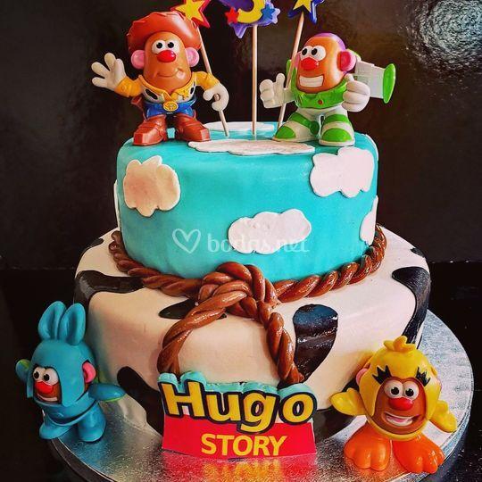 Tarta Toy-Story