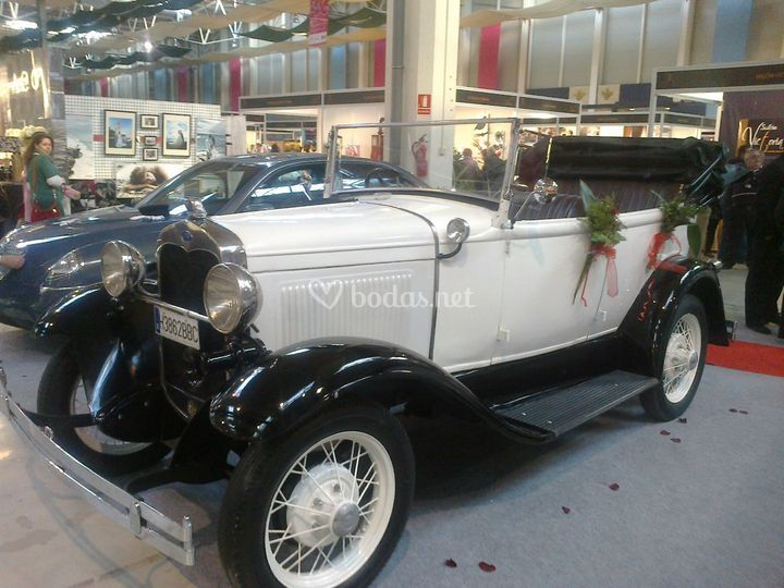 Clásico Ford