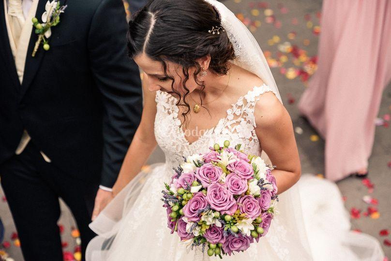 Detalles a la novia