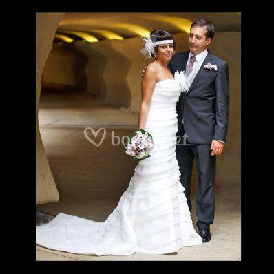 Álbum reportaje de boda