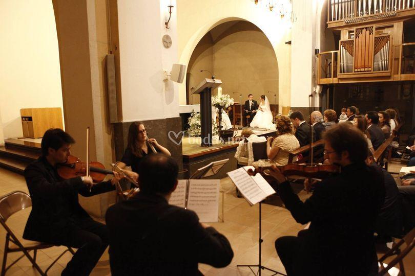 Cuarteto - Boda en Barcelona