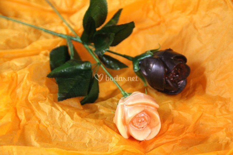 Regala rosas a tus invitadas