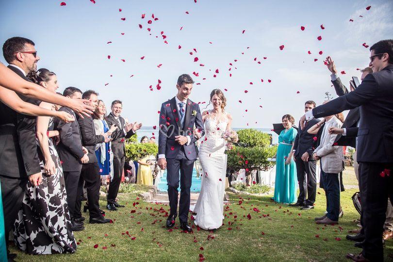 Boda Real - Ceremonia
