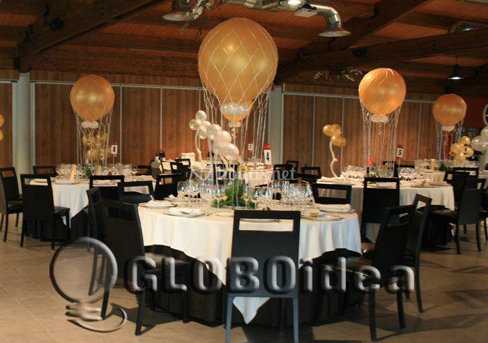 Centros de mesa. Originales y elegantes