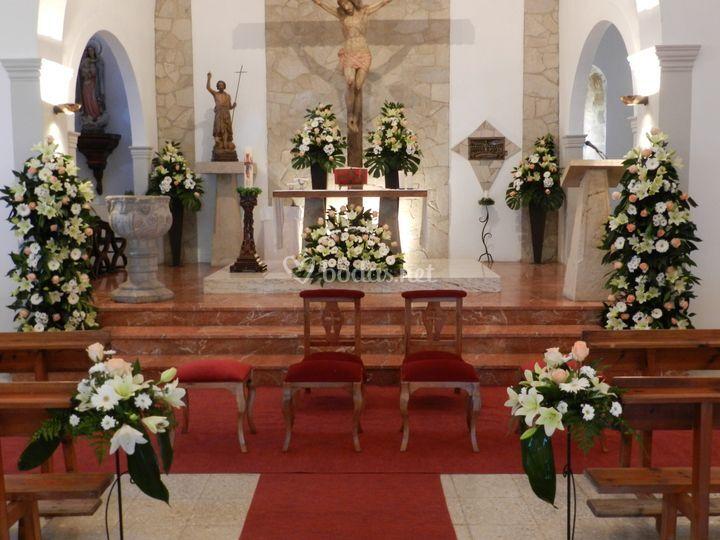 Iglesia de Tamón