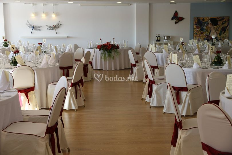 Salón Albatros