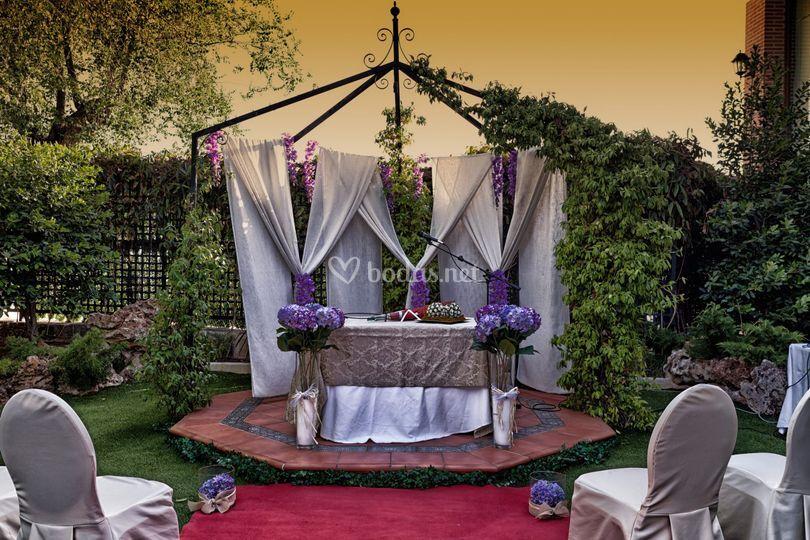 Altar ceremonias