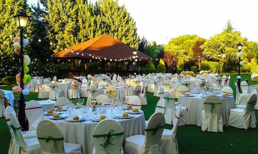 Finca para bodas Toledo
