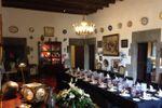 Sala Noble en negro de Masia Museu Serra