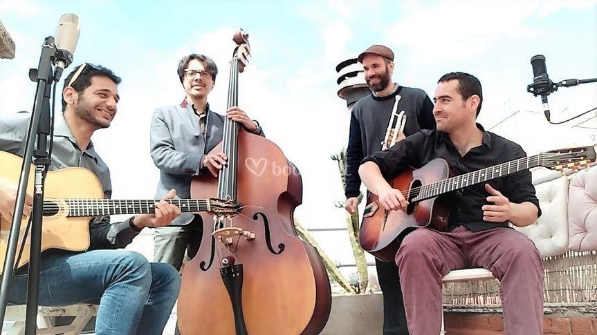 Pierre Arnaud Quartet
