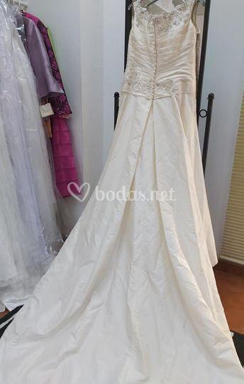 Vestido de novia de 1 solo uso
