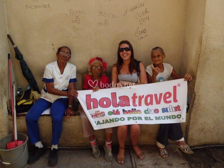 Novios en Cuba