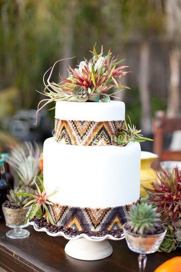 Savage Cake
