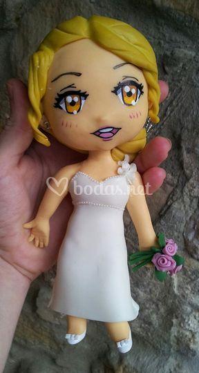 Modelo novia