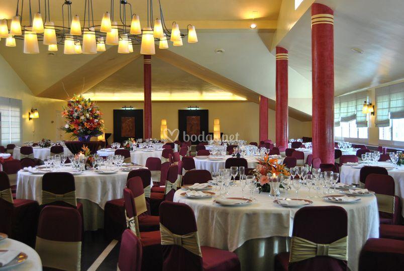 Salones de boda