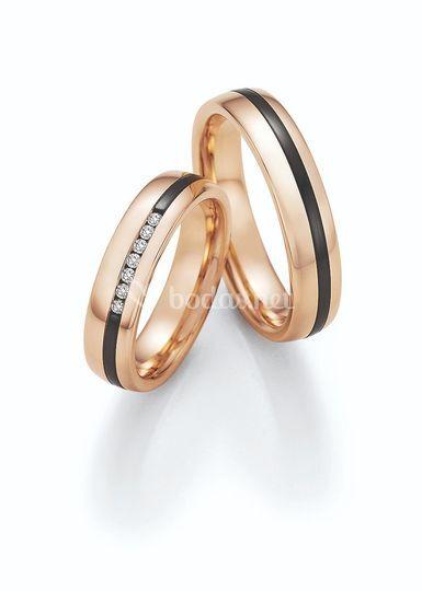Circonio y oro rosa1