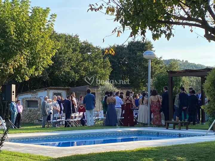 Panorama de los invitados