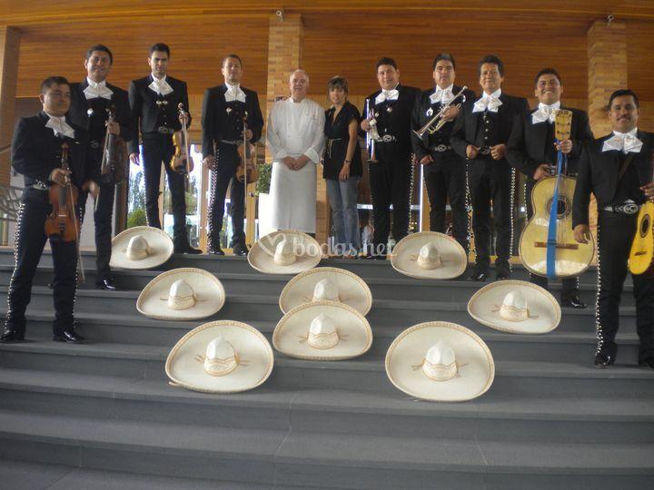 Boda  la Merced Logroño  2011